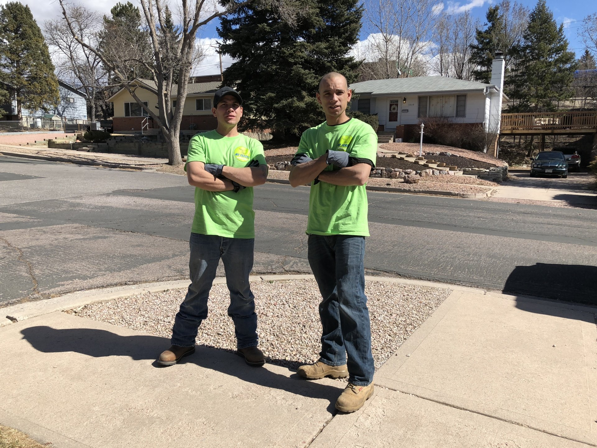 Photos Of Your Local Moving Heroes