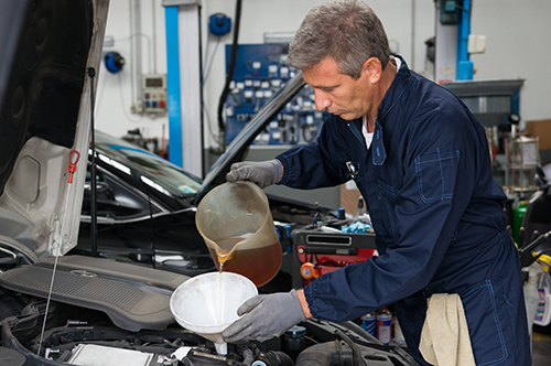 Auto lube and oil changes in Landrum, SC