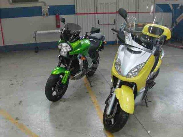 Carrozzeria moto e scooter Modena