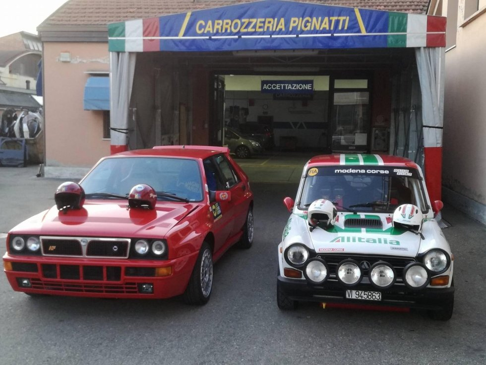Carrozzeria auto sportive