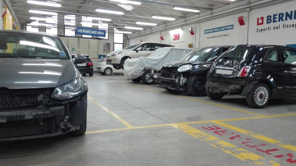 Gestione sinistri autovetture