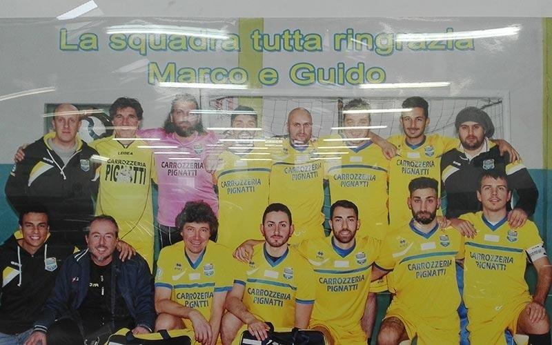 Carrozzeria Pignatti sponsor sportivo