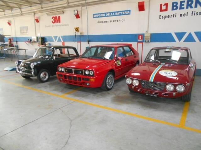 restauro auto epoca modena