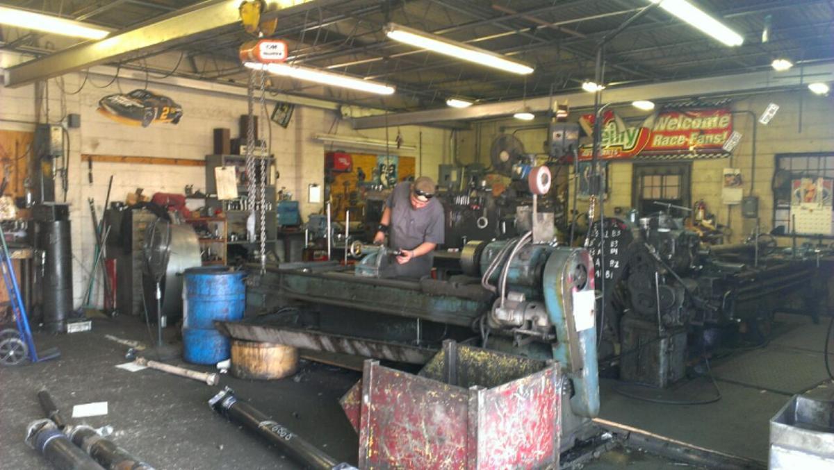 Industrial Machine Shop Odessa TX