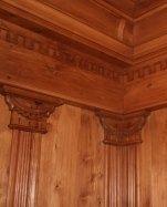 rivestimento a parete in legno