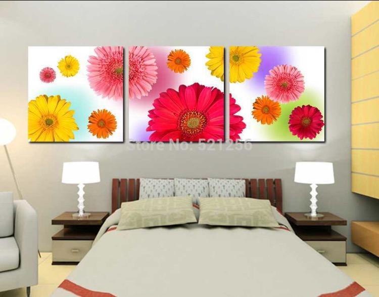 Quadri per le camere da letto con fiori a Galatone