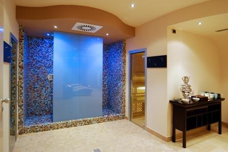 sala interna della spa