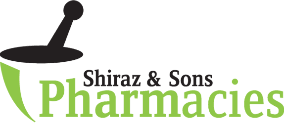 Shiraz & Sons Pharmacies logo
