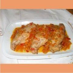 piatto di carne bianca