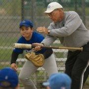 Coaching baseball!