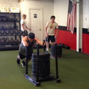 Underground Strength Training