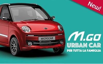 Microcar vendita bologna