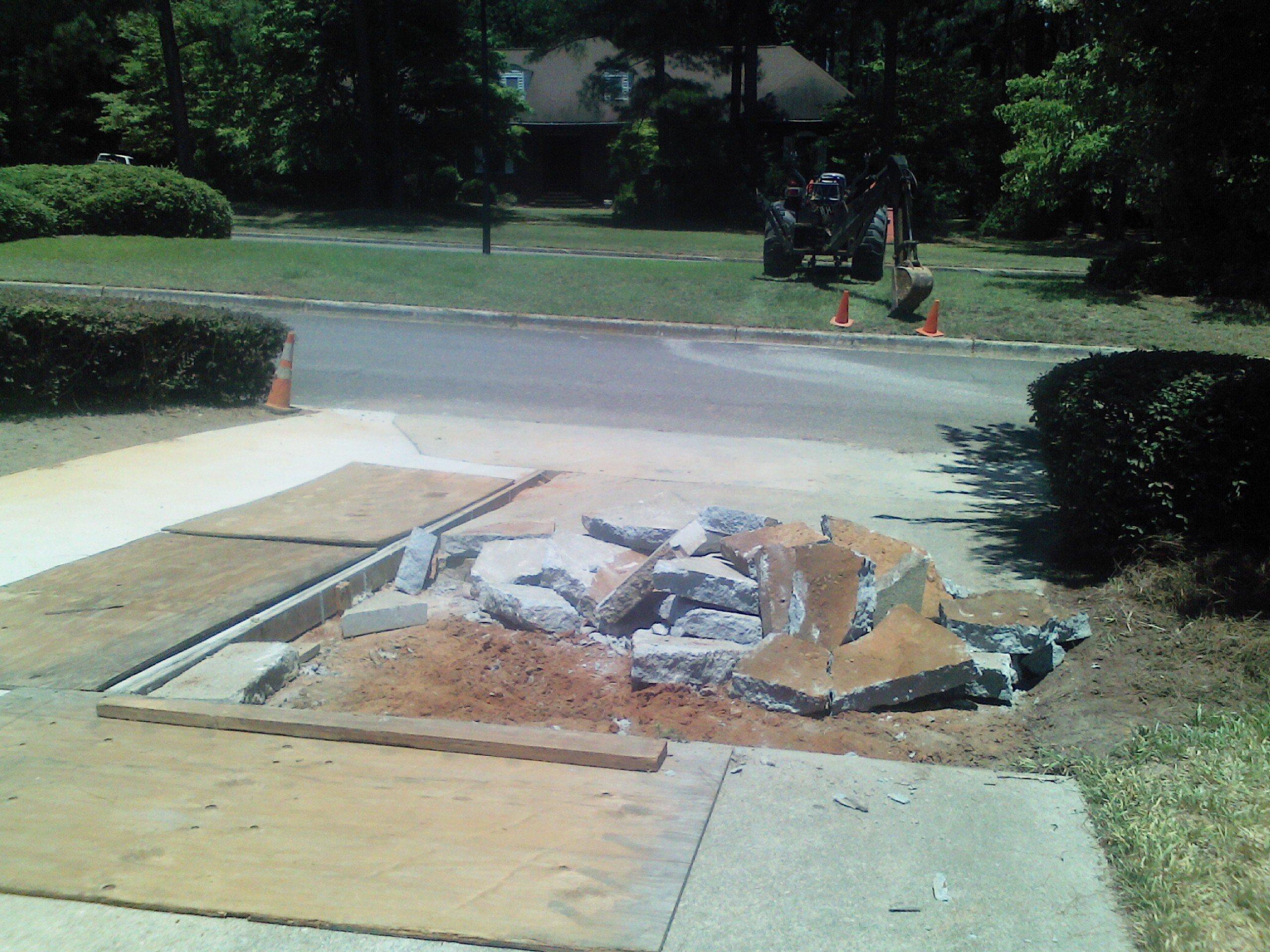 Concrete Repair Augusta GA Bill Harley Company