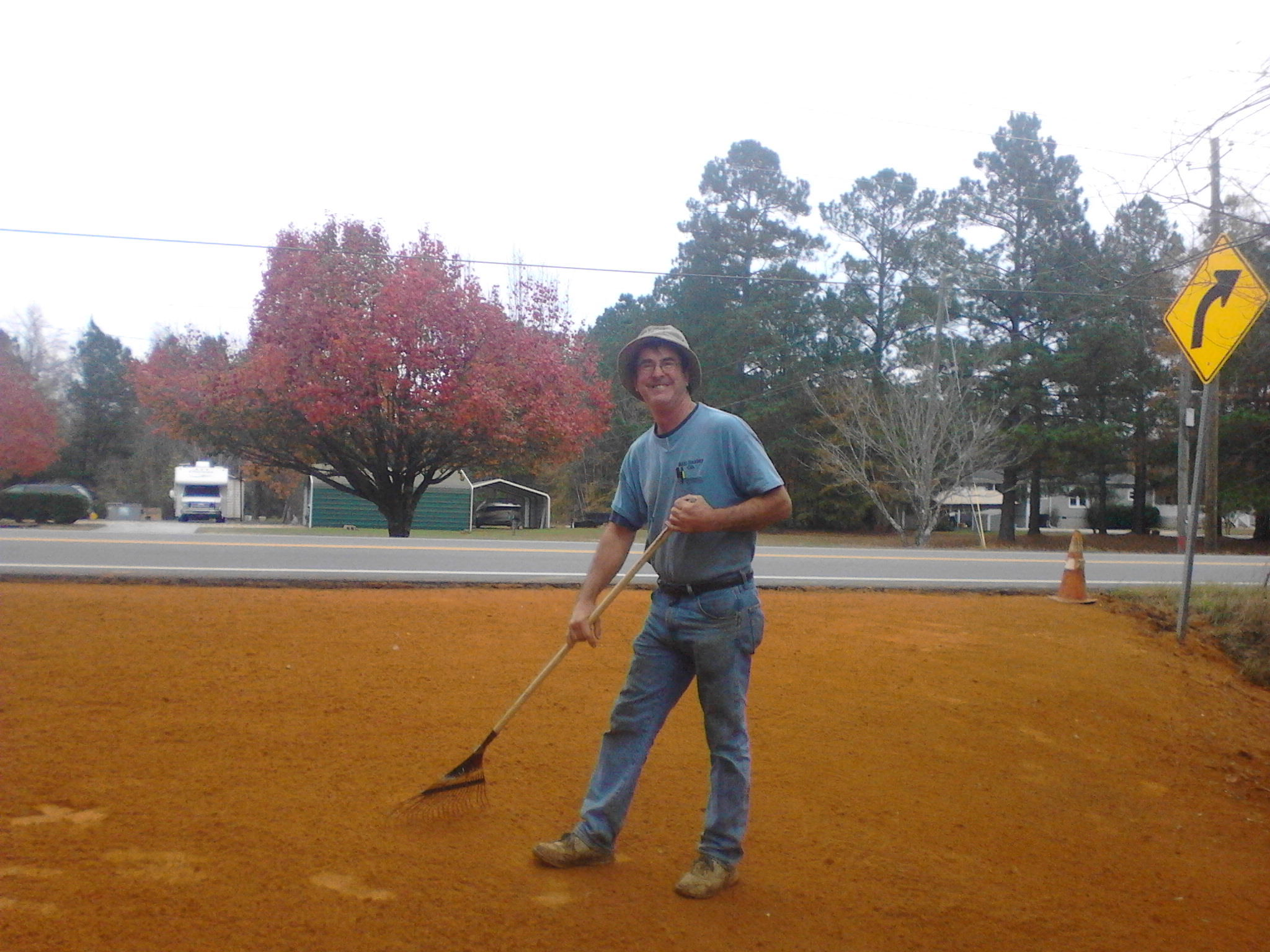 Grading Contractor Augusta GA Bill Harley Company