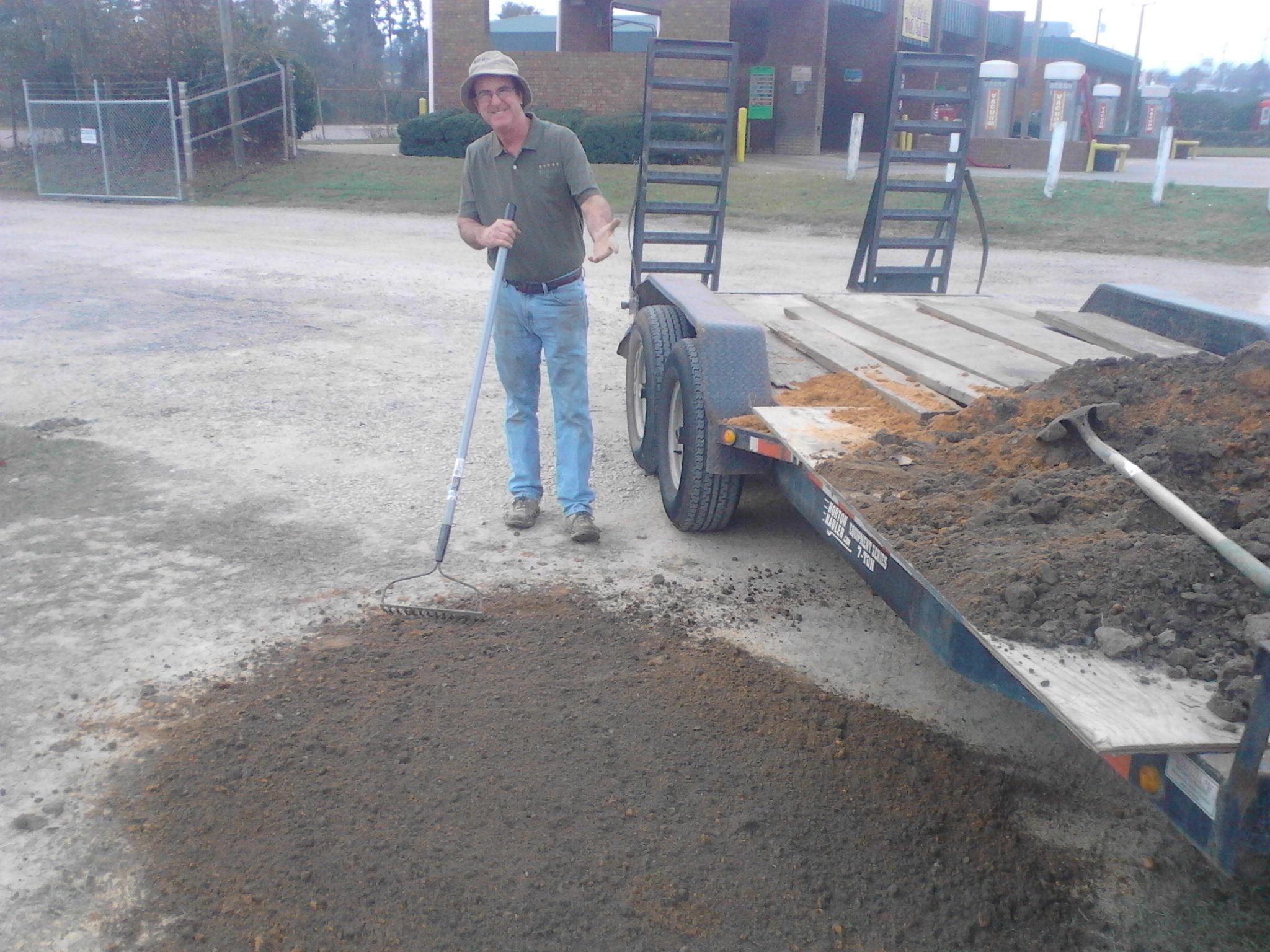 Landscape Contractor Augusta GA
