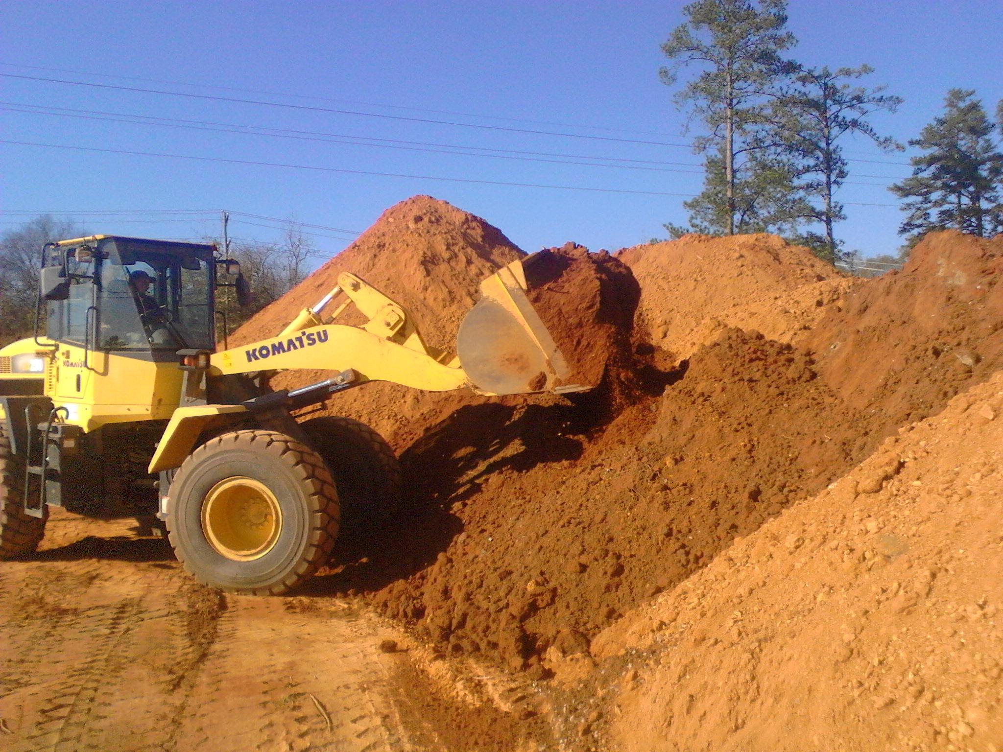 Topsoil for Sale Augusta GA Bill Harley Company