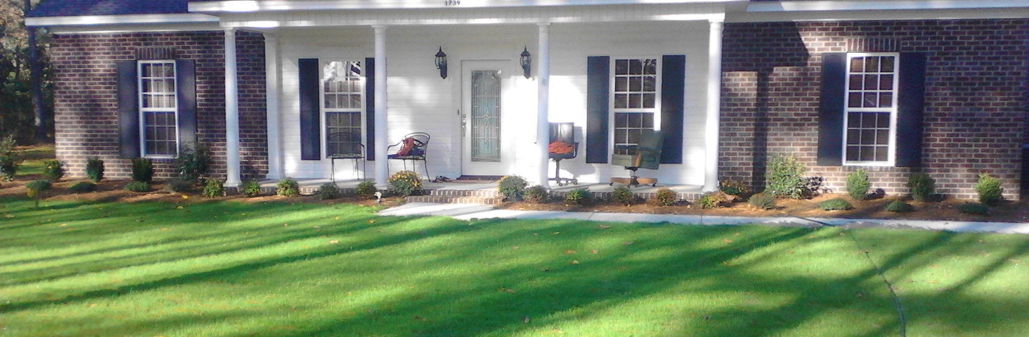 Landscape Contractor Augusta GA | Bill Harley Company