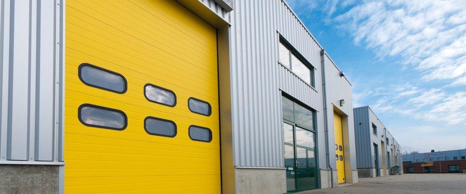 Fire doors based in Barnstaple & Industrial door installations| Devon Doors| Barnstaple