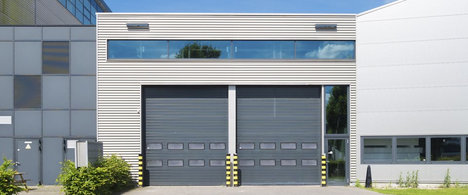 Commercial doors based in Barnstaple & Industrial door installations| Devon Doors| Barnstaple