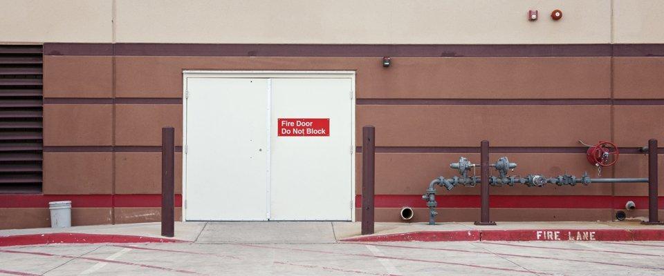 Professional fire door installations around North Devon & Professional fire door installations in North Devon