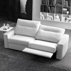 divano due posti reclinabile