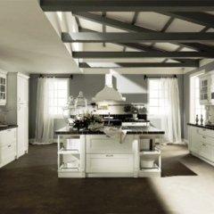 cucina con isola centrale