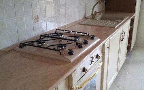 Installazione cucine