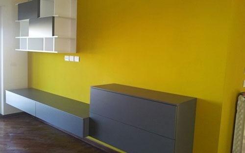 Montaggio mobili salotto