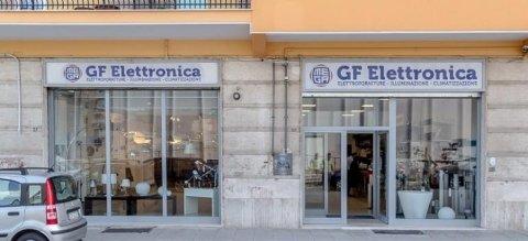 negozio gf elettronica