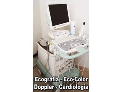 ecografia ed eco color doppler