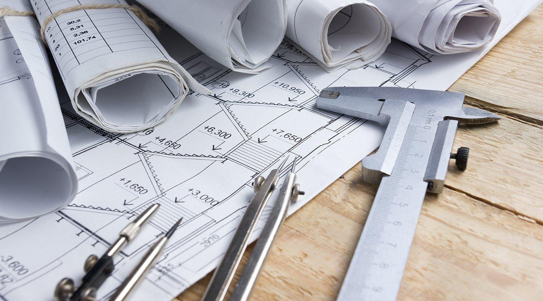 Strumenti per rilievi e documenti di ingegneria
