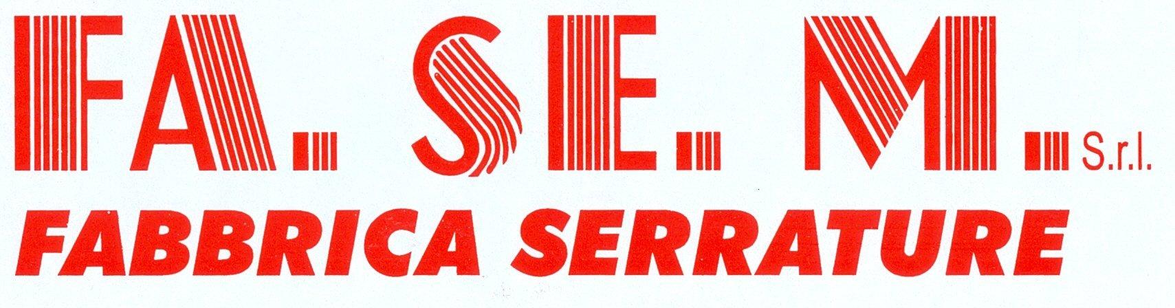 FA.SE.M. - Logo