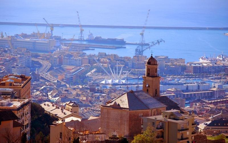 erogazione servizi per anziani Genova
