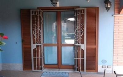grate di sicurezza per finestre torino