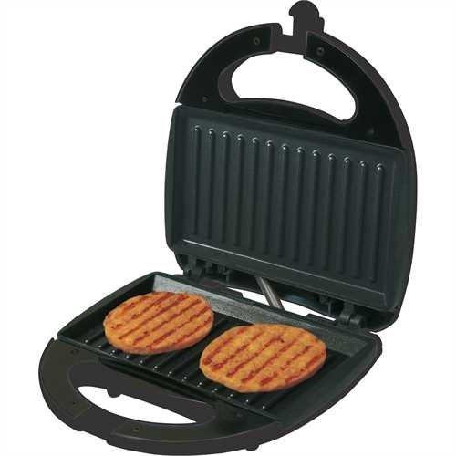 griglia per hamburger