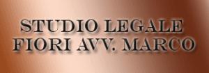 STUDIO LEGALE FIORI AVV. MARCO - LOGO