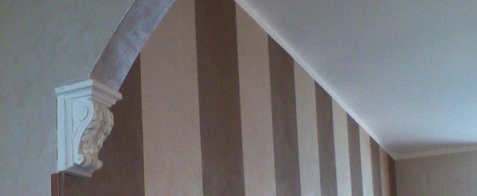 arco e fasce verticali