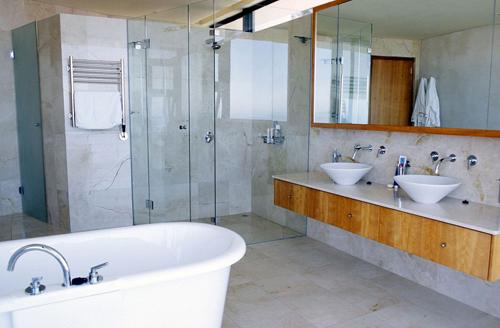 Bathroom renovation in Auckland
