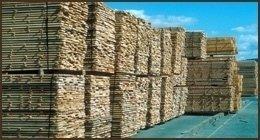 stoccaggio legno