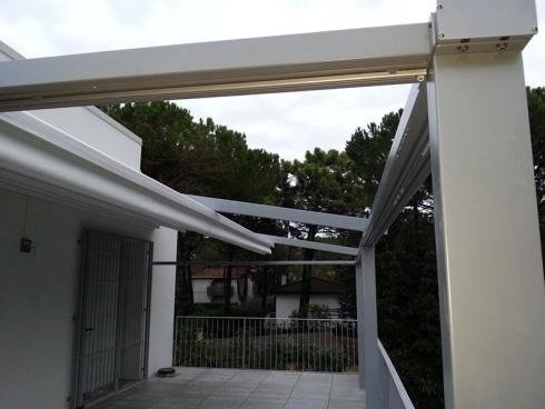 Pergolas for homes in udine