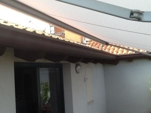 Practic sun awnings udine