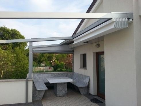 Pergolas for houses udine