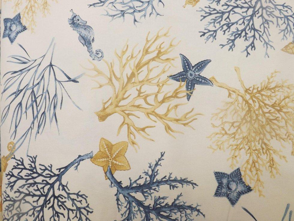 Fabrics with flower patterns udine