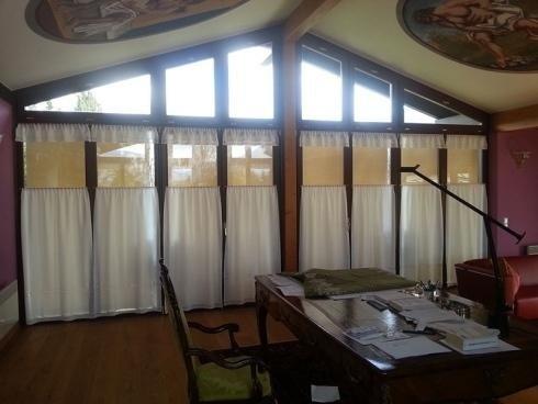 Tenda filtrante per vetrate manzano