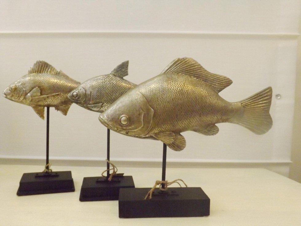 Fish home decorations UDINE