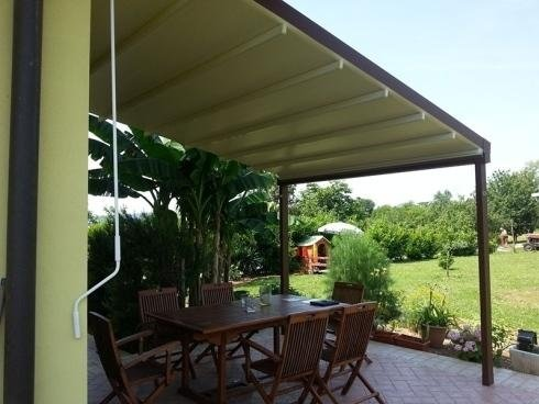 Pergolas with table udine