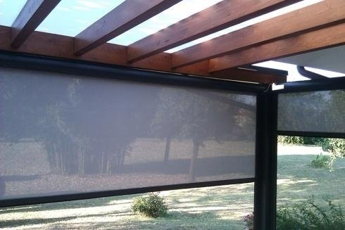 Gazebo filtering shade udine