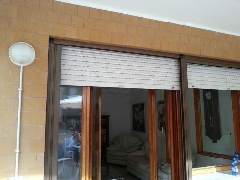 Mosquito net shutters manzano