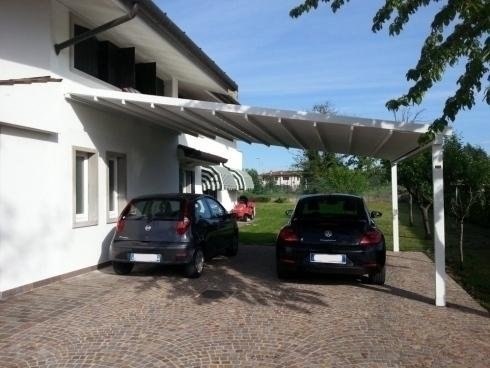 Pergolas for cars udine