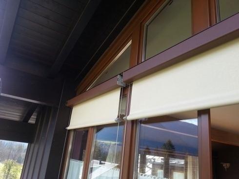 Outdoor filtering shade udine